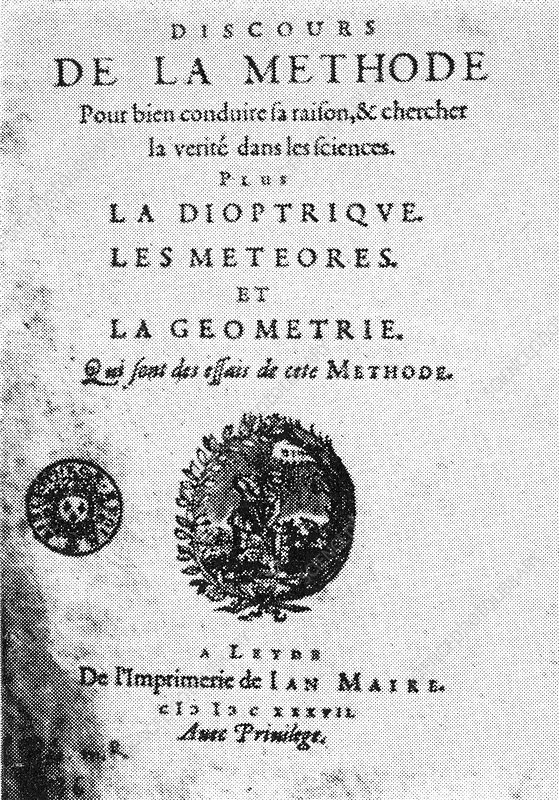 Rene Descartes' Discourse on Method