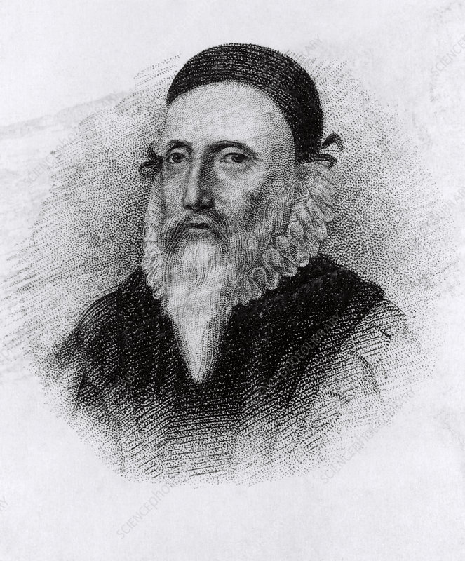 John Dee, British mathematician