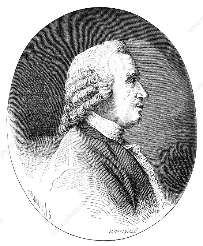 Louis Daubenton, French naturalist