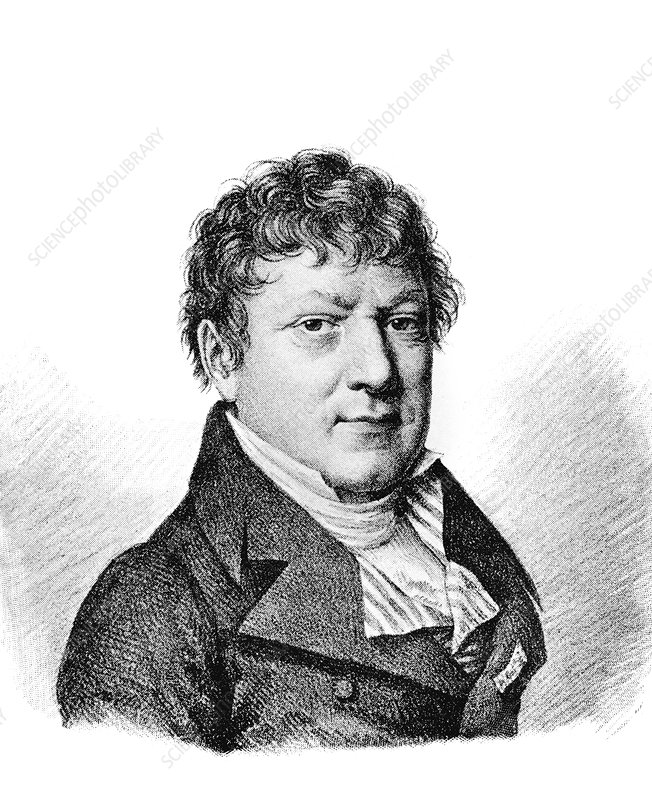 Jean Delambre, French astronomer