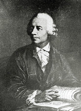 Portrait of Leonhard Euler, 1707-1783
