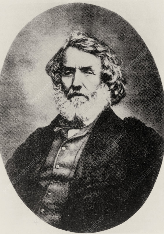 Portrait of British engineer George Everest