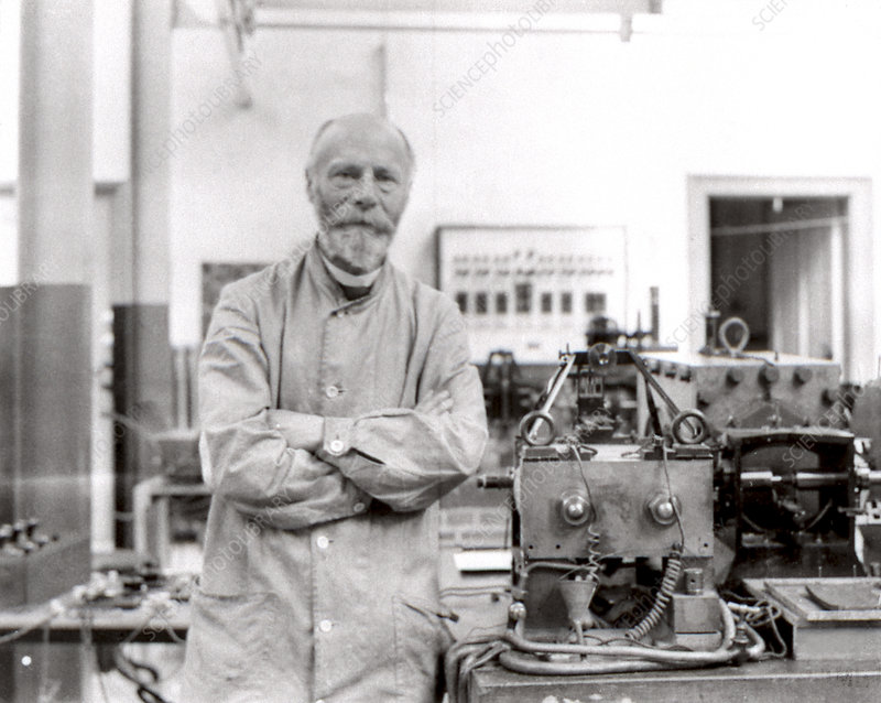 Willem Einthoven, Dutch physiologist
