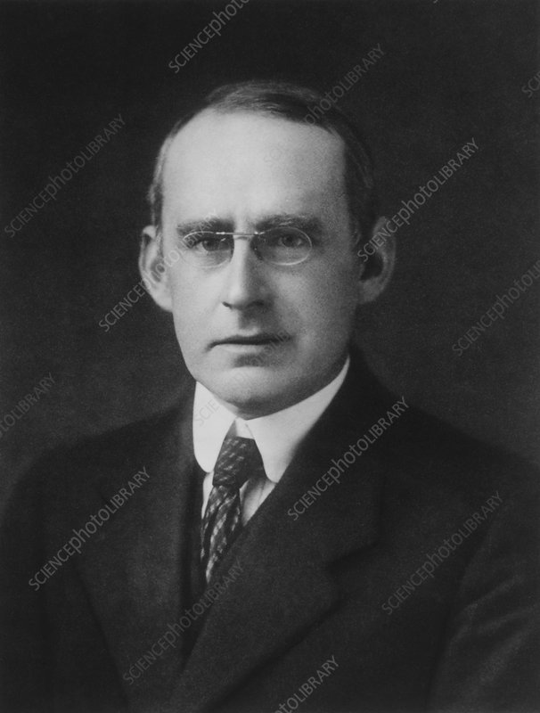 Arthur S Eddington British Astronomer Stock Image H405