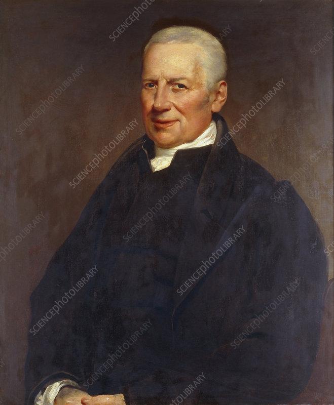 Reverend Lewis Evans, British astronomer