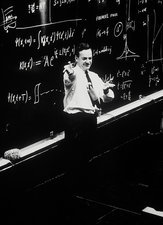 Richard Feynman American physicist