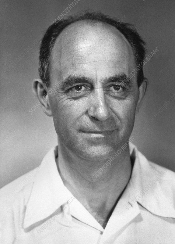 Enrico Fermi, Italian phyicist