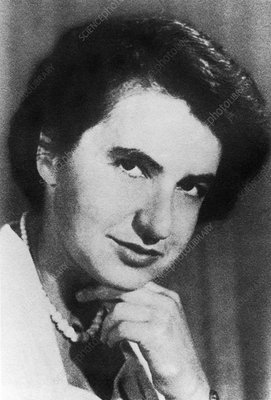 Portrait of Rosalind Franklin