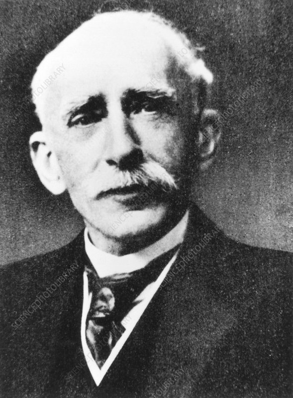J. Ambrose Fleming, British inventor of the diode