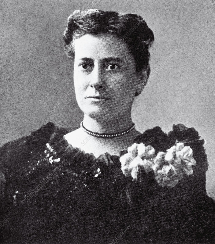 Wilhelmina Fleming, Scottish-American astronomer