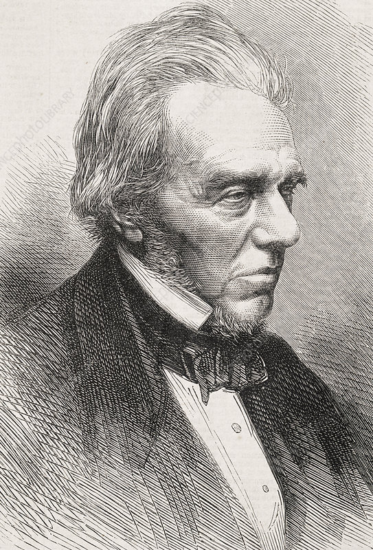 Michael Faraday, British physicist
