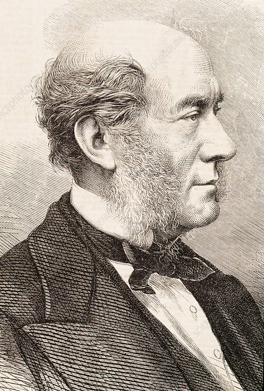 Sir William Fergusson, Scottish surgeon