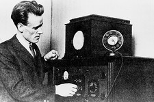 Philo T Farnsworth, TV pioneer