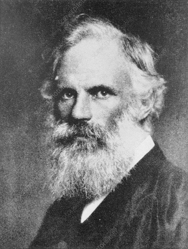 George fitzgerald irish physicist stock image h406 0238 enlarged