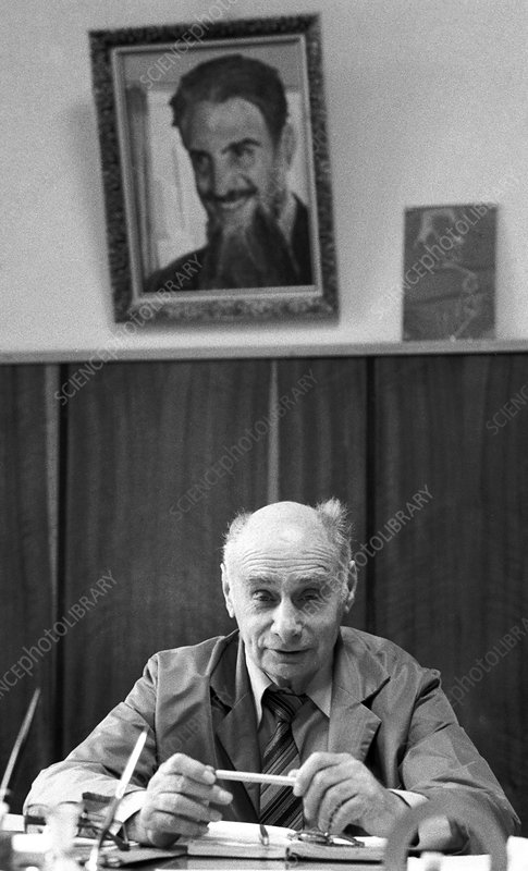 Georgy Flyorov, Soviet nuclear physicist