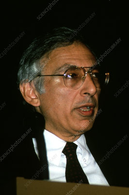 Dr Robert Gallo, co-discoverer of AIDS virus