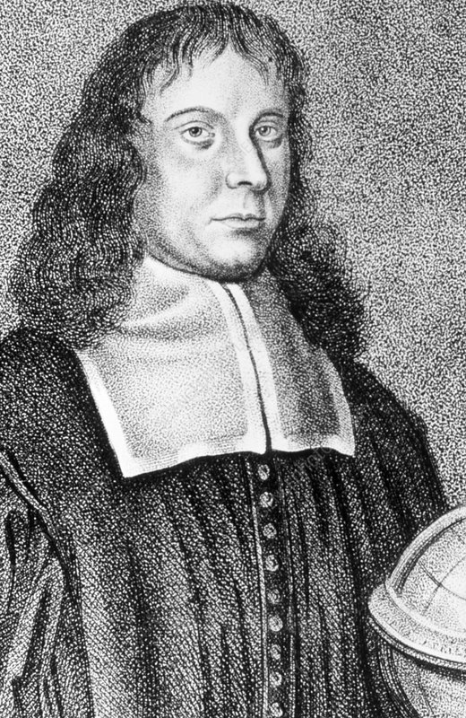 Mathematician & astronomer James Gregory