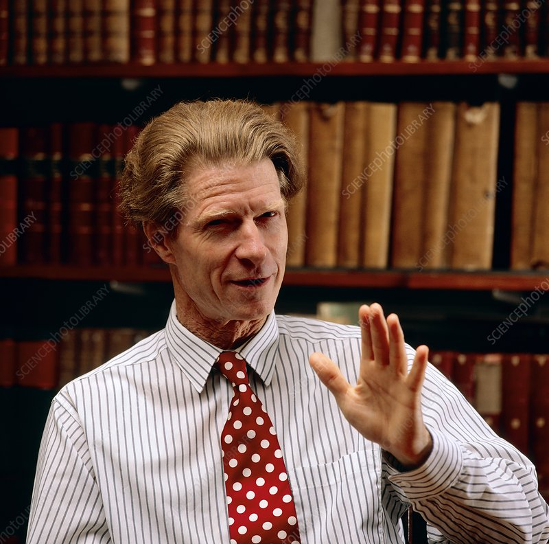 John Gurdon, British geneticist