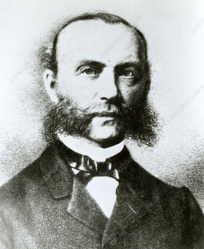 Wilhelm Griesinger, pioneering German pyschiatrist