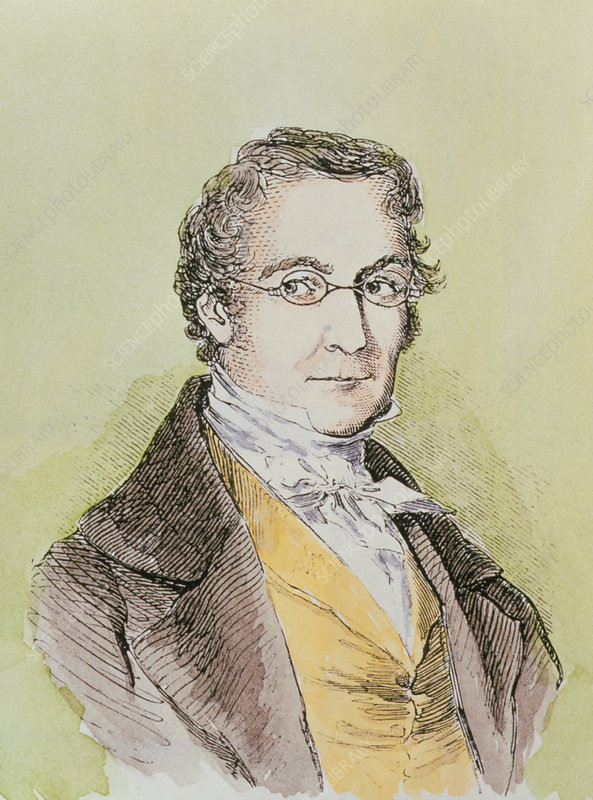 Joseph Louis Gay-Lussac, French chemist