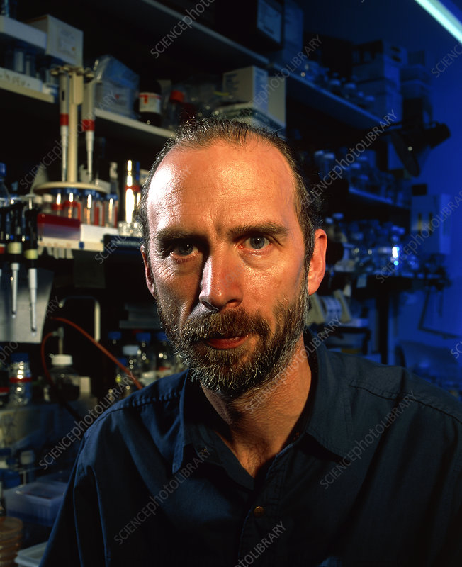 Peter Goodfellow, British geneticist