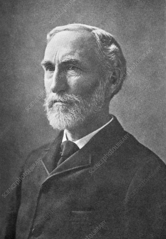 Josiah Willard Gibbs, US mathematician