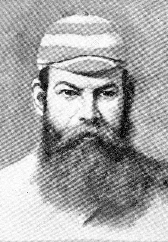 W.G. Grace, English cricketer