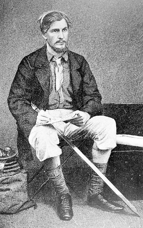 James Grant, Scottish explorer