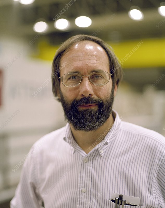 Gerald Gabrielse, antimatter researcher