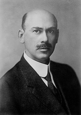 Robert Goddard, American rocket scientist