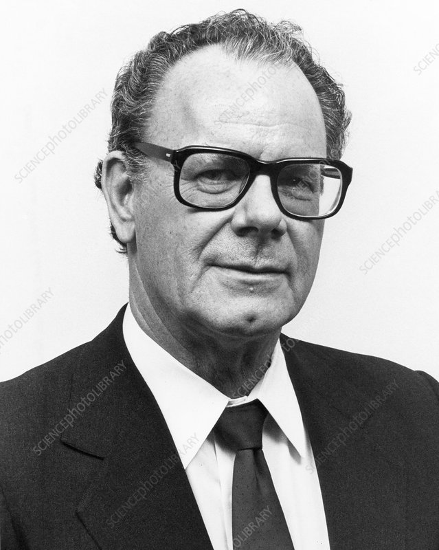 Gordon Gould, US physicist