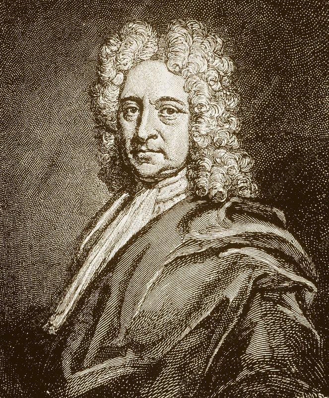 Edmund Halley, English astronomer (1656-1742)