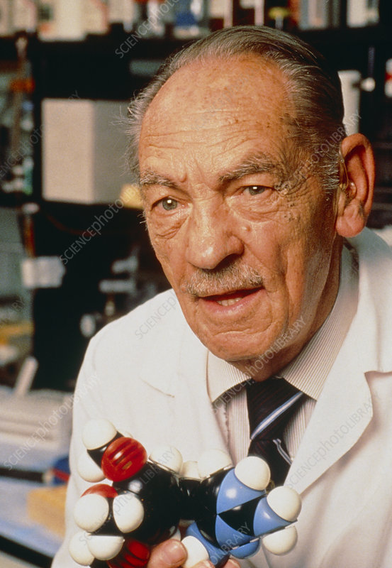Dr.George Hitchings,1988 Nobel Medicine winner
