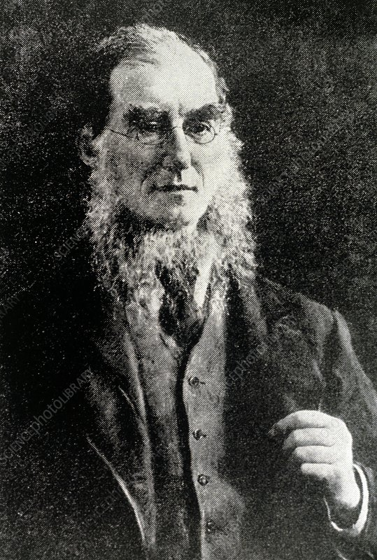 Portrait of Sir Joseph Hooker