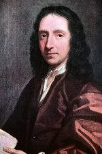 Portrait of Edmond Halley, 1656-1742