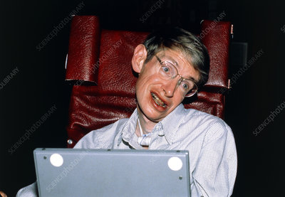 Stephen Hawking, English theoretical physicist