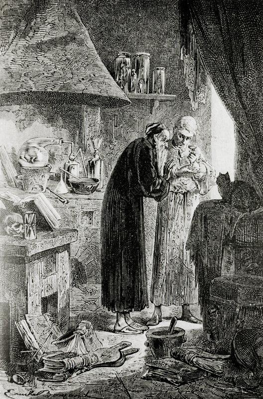 Jan Baptista van Helmont, Belgian alchemist