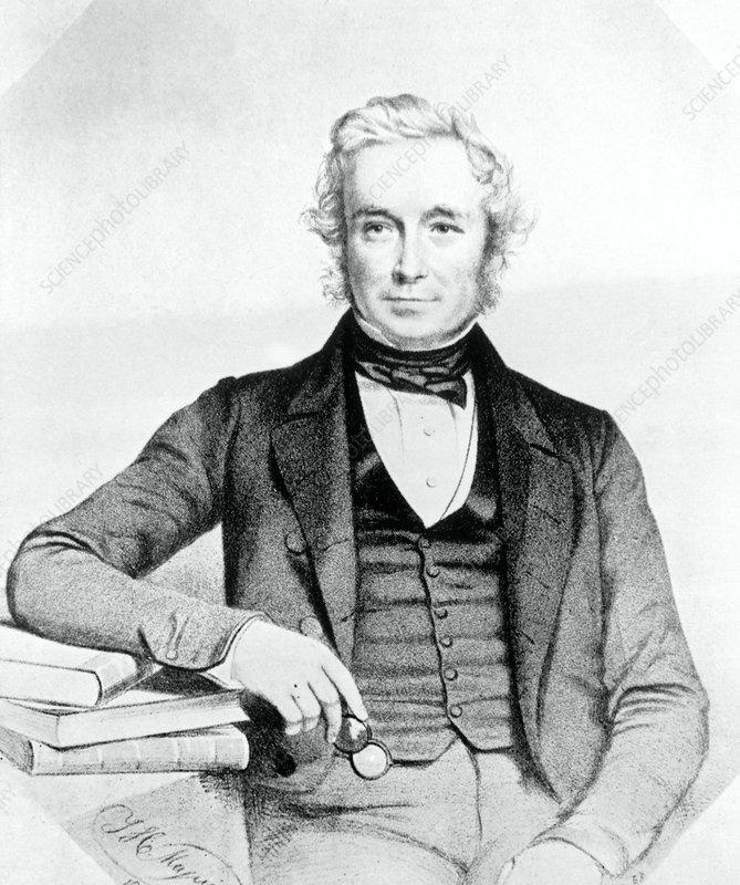 John Henslow, British minerologist and botanist