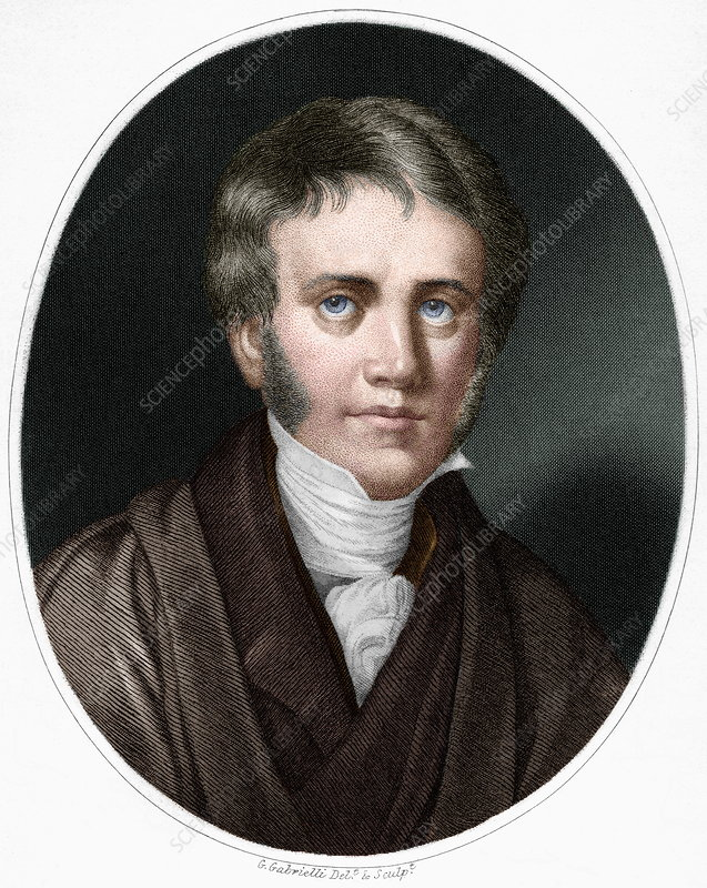 John Herschel, English astronomer