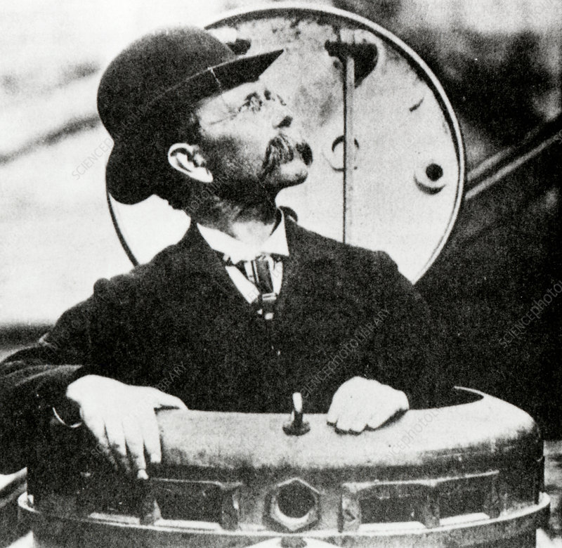 John Holland, submarine inventor