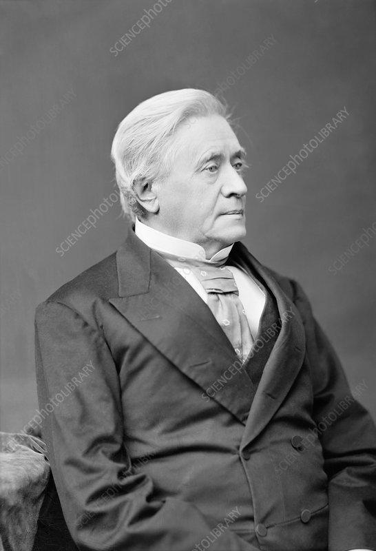 Joseph Henry, US physicist