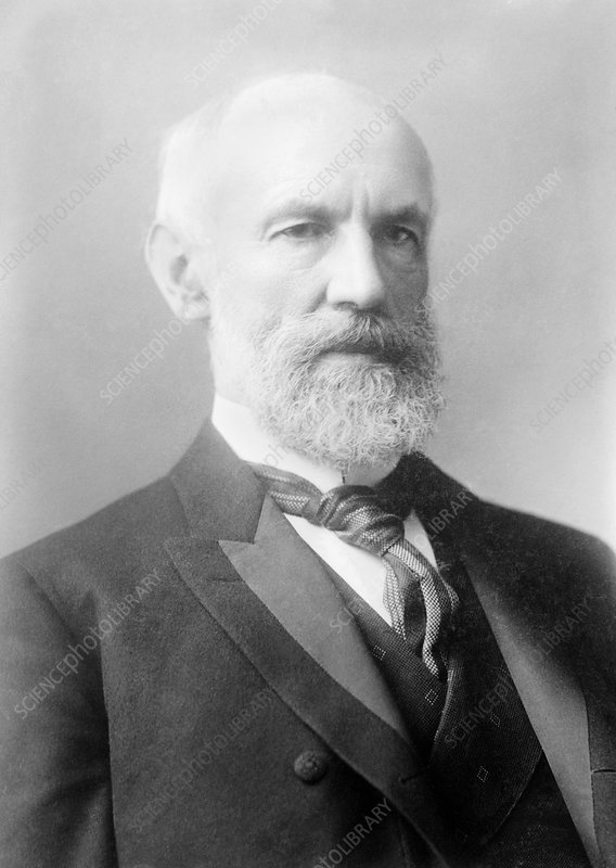 Stanley Hall, US psychologist