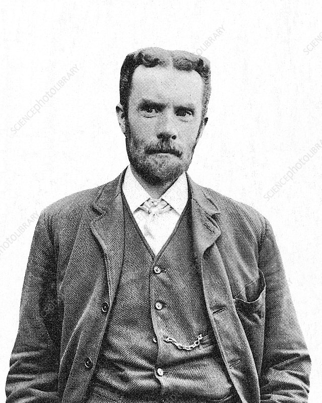 Oliver Heaviside, British physicist