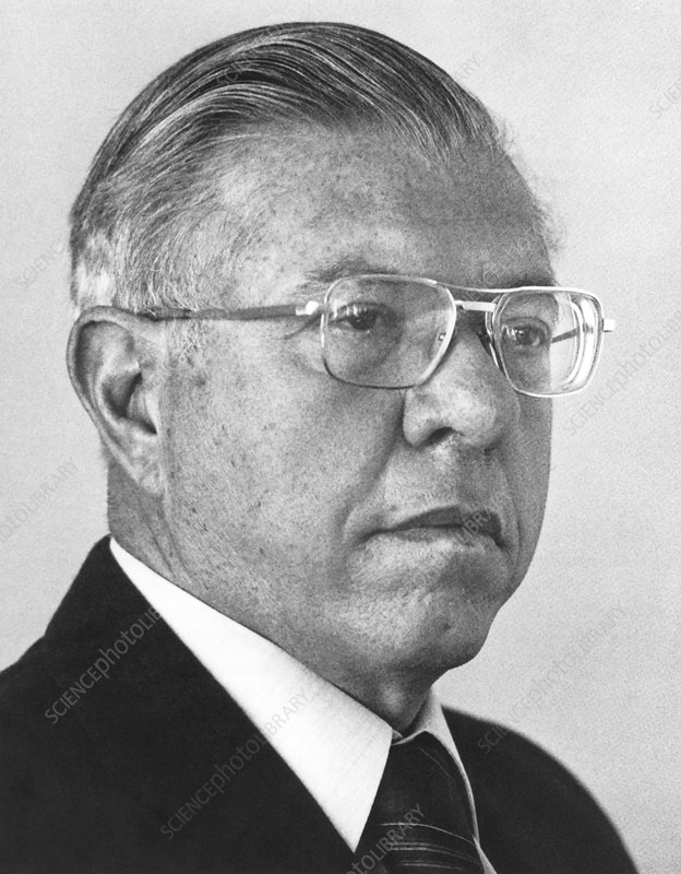 Sir Fred Hoyle, British astronomer