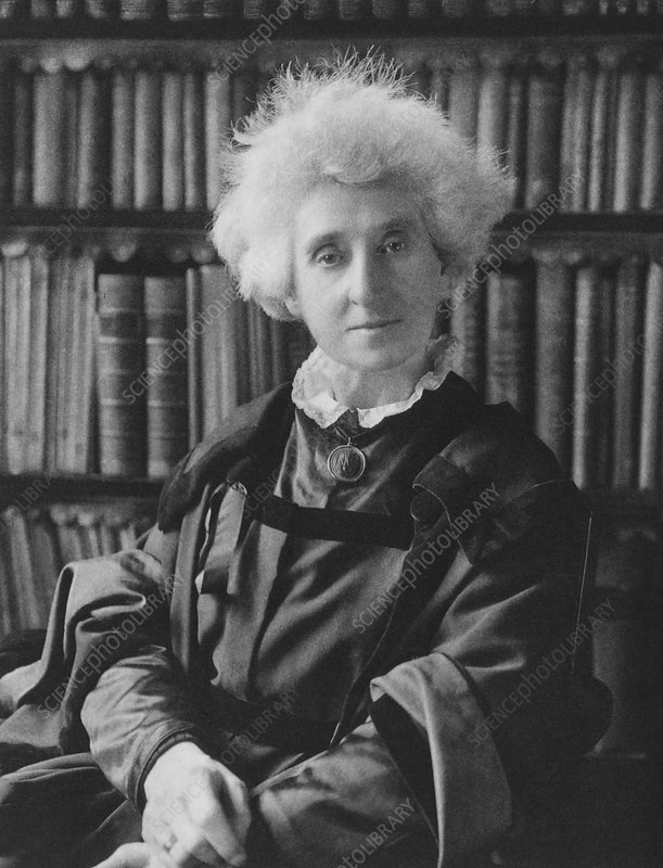 Lady Margaret Huggins, British astronomer