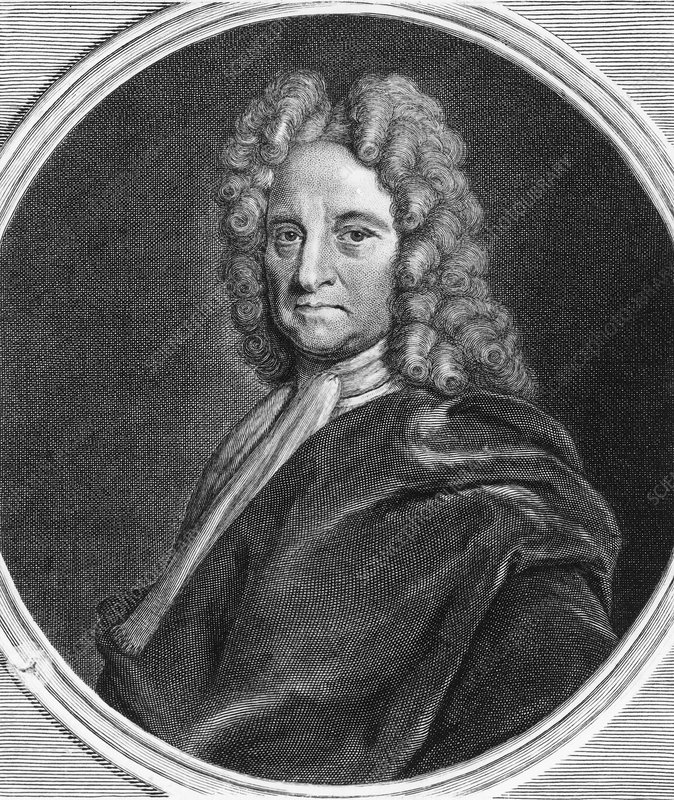 Edmond Halley, English astronomer