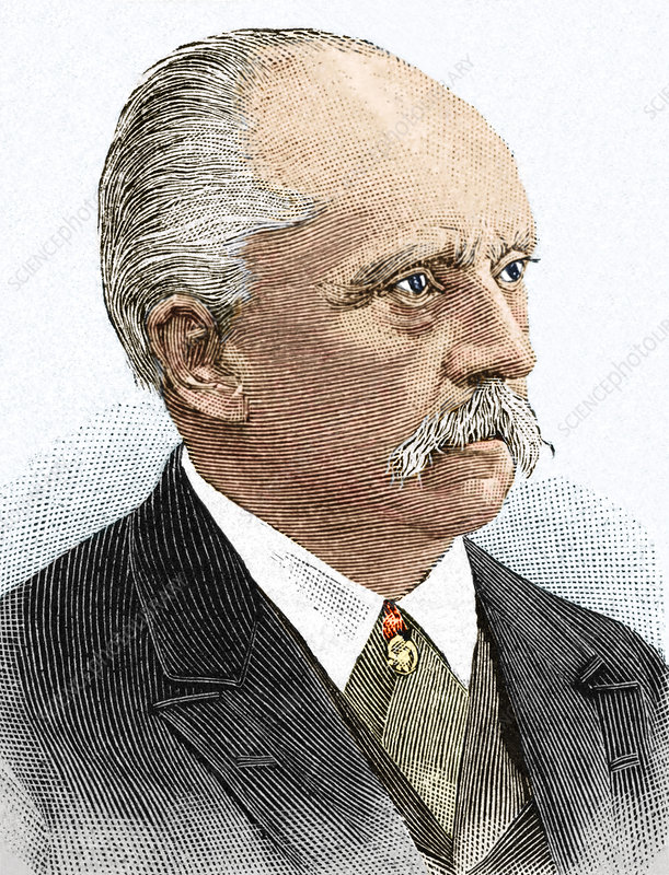 Hermann Helmholtz, German physicist