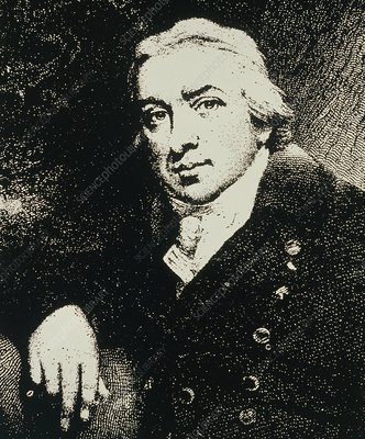 Edward Jenner, English physician, 1749-1823