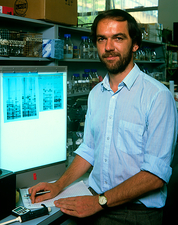 Professor and biologist Alec Jeffreys