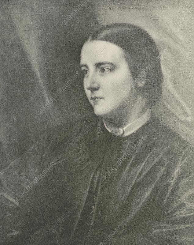 The English physician Sophia Jex-Blake